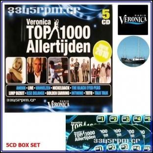 Album Top 1000 Vol10 - 5CD BOX