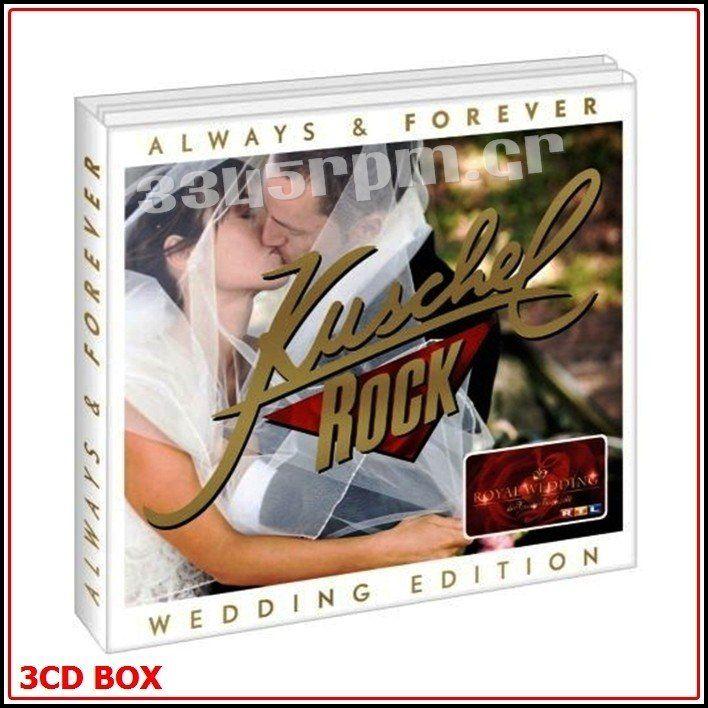 Always & Forever - Wedding Edition- 3CD - Τραγούδια Γάμου