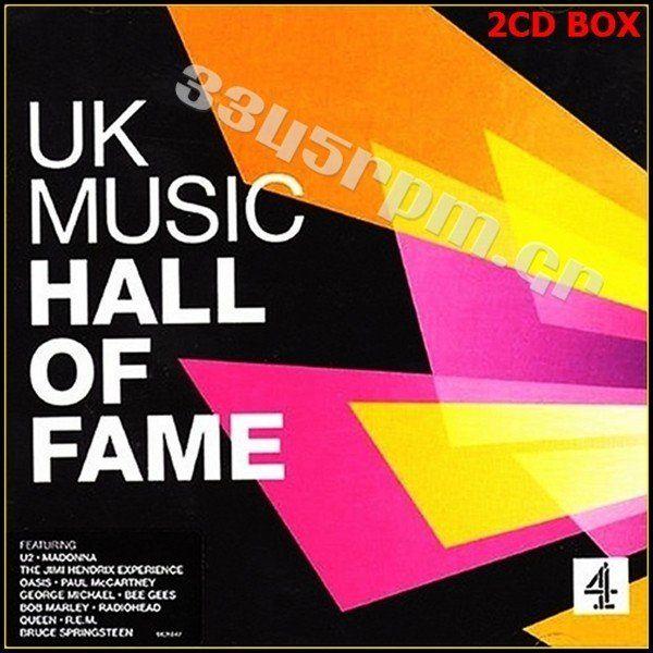 UK Music Hall Of Fame - 2CD