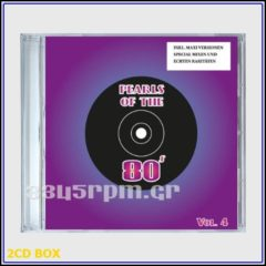 Pearls Of The 80s- Maxis Vol 4- Long versions 12inch-2CD