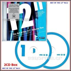 The Art Of The 12 Inch - Volume 2- 2CD