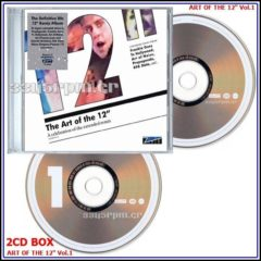 The Art Of The 12 Inch - Volume 1- 2CD