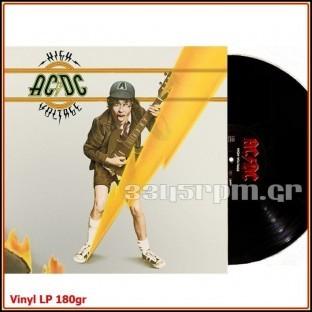 AC-DC - High Voltage - Vinyl LP 180gr