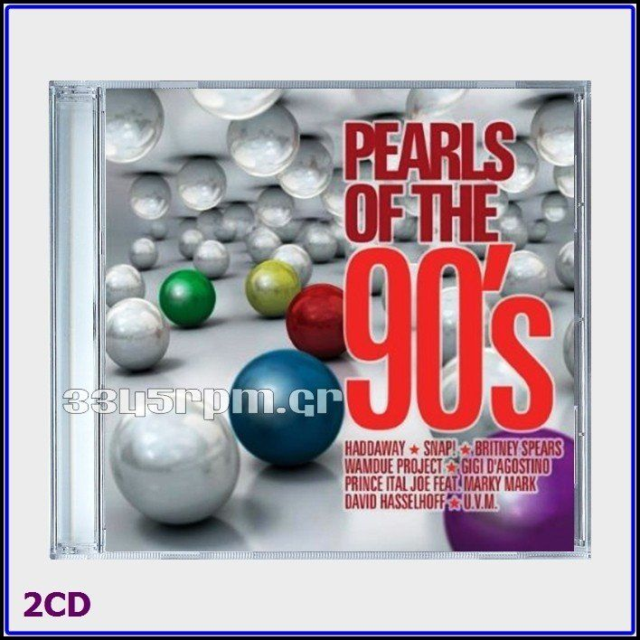 Pearls Of The 90s - 2 CD