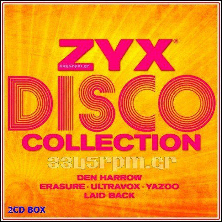 ZYX Disco Collection - 2CD 80s - Italo disco