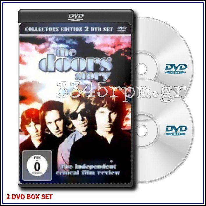 Doors - The Doors Story- 2 DVD Box Set - Music DVD