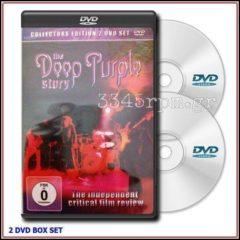 Deep Purple - The Deep Purple Story- 2 DVD Box Set - Music DVD