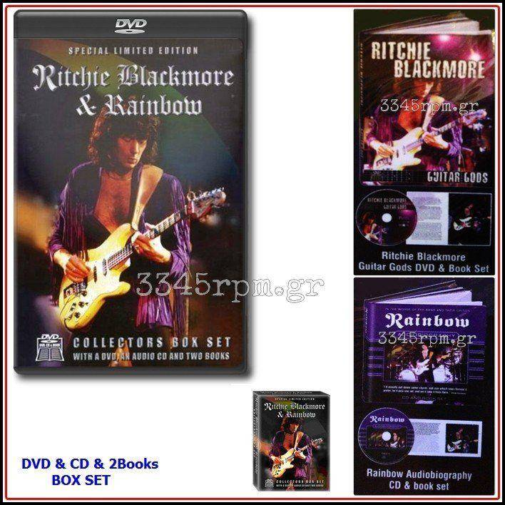 Richie Blackmore & Rainbow - Collector's Box Set