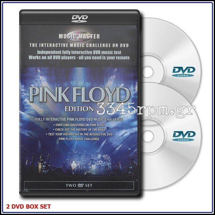 Pink Floyd Pink Floyd Edition 2 Dvd Set 3345rpm