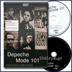Depeche Mode 101 - 2DVD Box Set