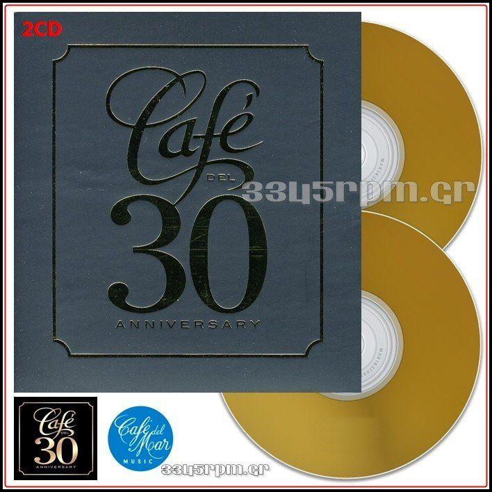 Cafe del 30 Anniversary -2 CD