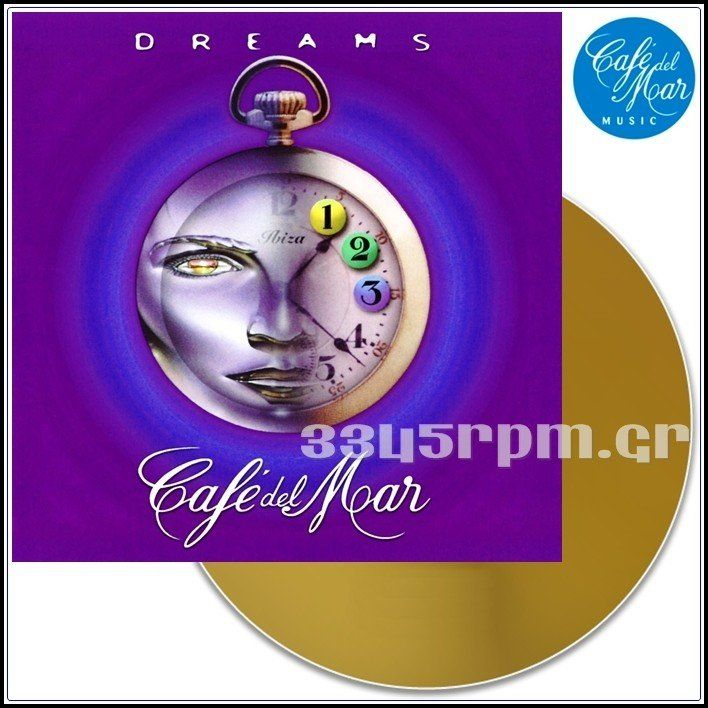 Cafe Del Mar - Dreams - CD