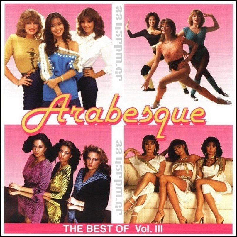 Arabesque - The Best Of Vol. 3-