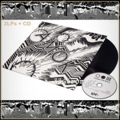 Atoms For Peace - AMOK - Vinyl 2LP & CD