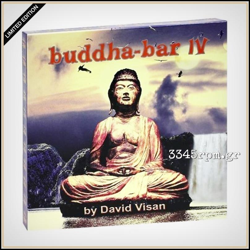Buddha Bar IV - Vinyl 5LP Box set