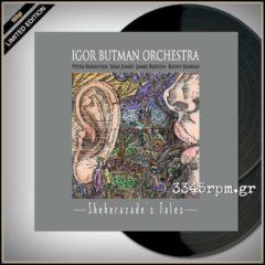 Butman, Igor Orchestra - Sheherazade's Tales - Vinyl 2LP 180gr