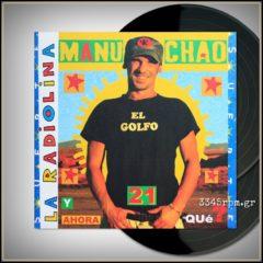 Chao, Manu - La Radiolina - Vinyl 2LP & CD