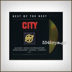 City - Best Of City - Gold CD