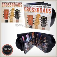 Clapton, Eric - Crossroads Guitar Festival 2013 -Vinyl 4LP