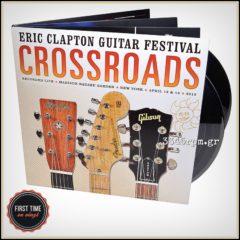 Clapton, Eric - Crossroads Guitar Festival 2013 - Vinyl 4LP