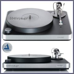 Clearaudio Concept Turntable & MM V2 Cartridge, 3345rpm.gr