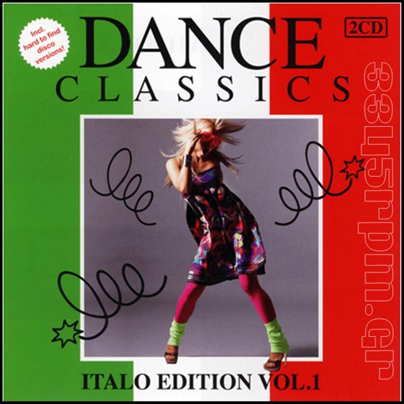 Dance Classics Italo Edition Vol 1 2cd