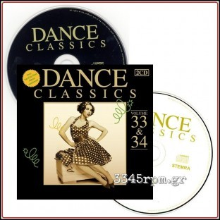 Dance Classics Vol.33 & 34 - 2CD BOX, 3345rpm.gr