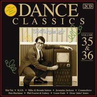 Dance Classics Vol.35 & 36 - 2CD BOX, 3345rpm.gr