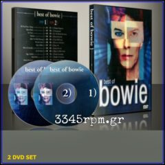 David Bowie - Best of David Bowie - 2DVD