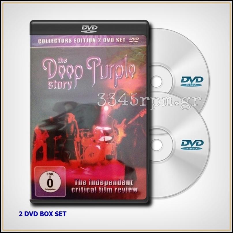 Deep Purple - The Deep Purple Story - 2 DVD