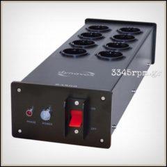 Dynavox P3500 HiFi Power Socket with Mains Filter 8 slots