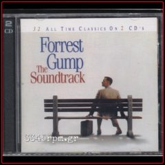 Forrest Gump - Original Soundtrack – 2cd DELUXE, 3345rpm.gr