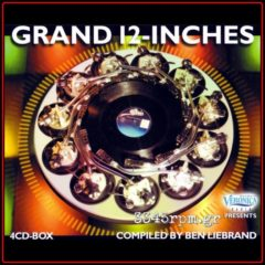 Grand 12 Inches Vol.1 - 4CD  80s, 3345rpm.gr