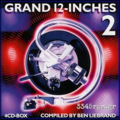 Grand 12 Inches Vol.2 - 4CD 80s, 3345rpm.gr