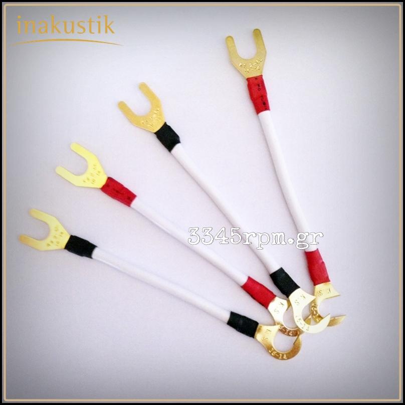 Inakustik Bi-Wire Jumpers Set 4