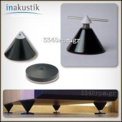Inakustik Hi-Fi Isolation Cone - Set 4