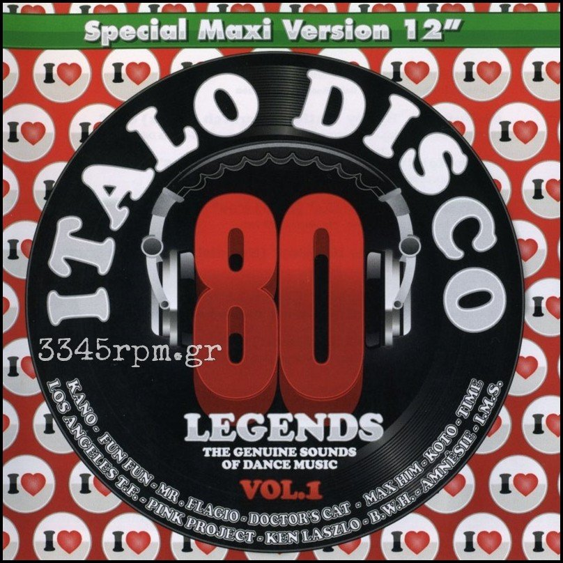 Various - Maxi Singles 80 Volume 2