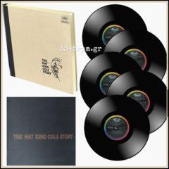 Nat King Cole - Nat King Cole Story - Vinyl 5LP 200gr HQ Box set