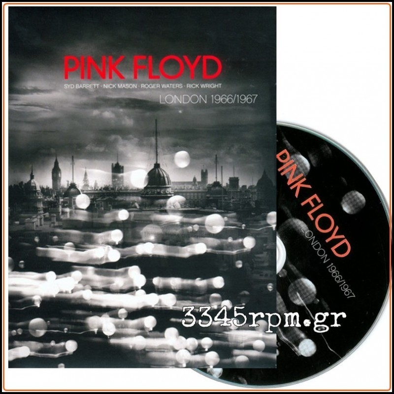 Pink Floyd - London 1966-1967 - DVD