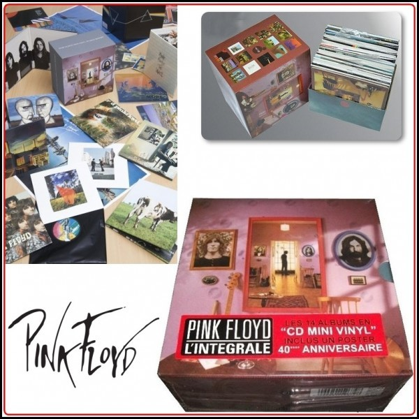 Pink Floyd - Oh, by the Way - 16CD Box set