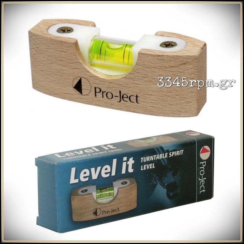 Pro-Ject audio - Level it Turntable Bubble Level