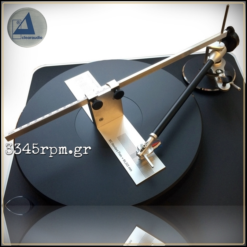 Protractor Clearaudio Cartridge Alignment Tool