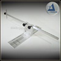 Protractor Clearaudio- Cartridge Alignment Tool