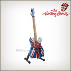 Rolling Stones Mini Guitar Collection