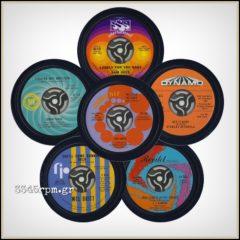 Soul Music Coasters Box set 6