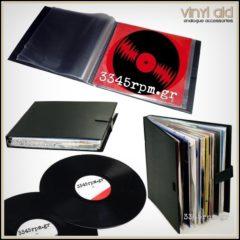 Storage Album for Vinyl Records 12inch LP