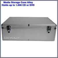 Storage Aluminum Hard Case for 1000_CD-DVD, 3345rpm.gr