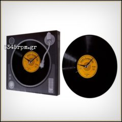 Vinyl Record 12inch Wall Clock