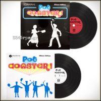 Vinyl Record Pot Coaster_15cm