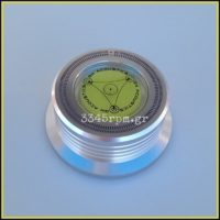 Vinyl aid VA301S - Turntable Disc Stabilizer -Record Clamp, 3345rpm.gr